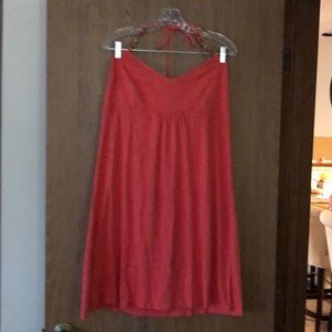 4/$30 SALE! XL Tommy Bahama orange sundress